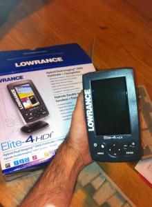 Lowrance Elite 4 HDI